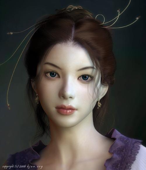 kjun_healing_face
