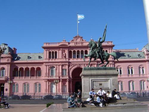 Casa Rosada-786678