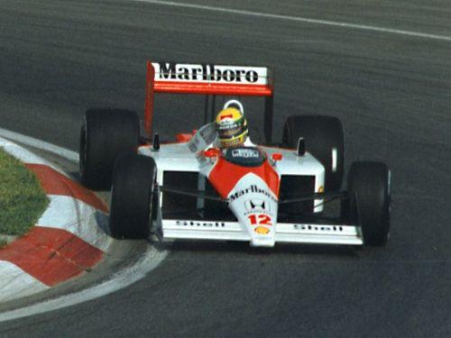 Ayrton Senna 7